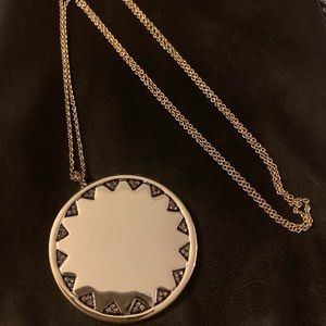 House of Harlow necklace.